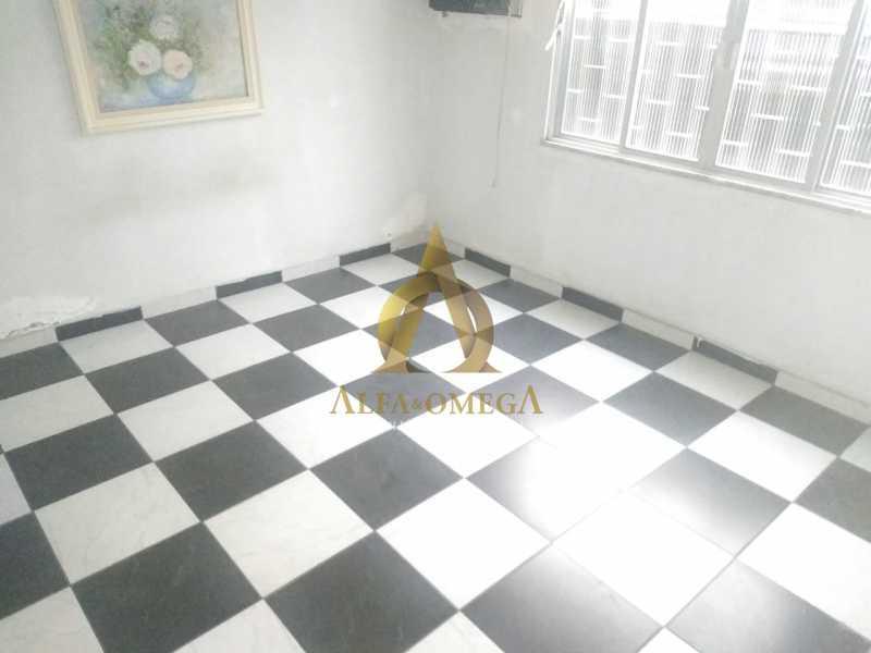 10 - Casa Rua Barreirinhas,Jardim Sulacap, Rio de Janeiro, RJ Para Alugar, 3 Quartos, 110m² - AOJ60041L - 7