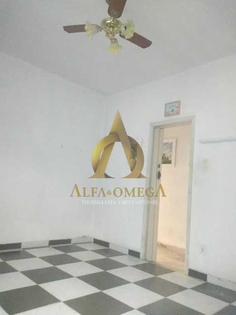 11 - Casa Rua Barreirinhas,Jardim Sulacap, Rio de Janeiro, RJ Para Alugar, 3 Quartos, 110m² - AOJ60041L - 8