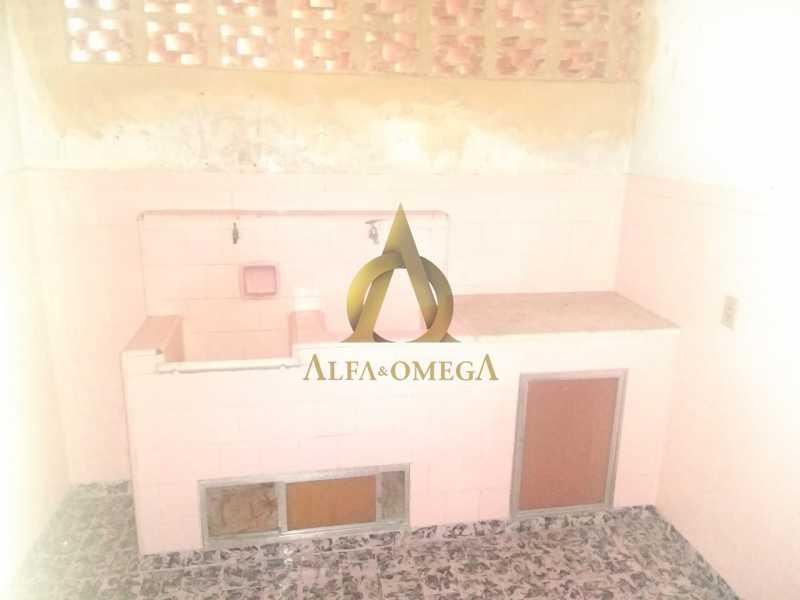 14 - Casa Rua Barreirinhas,Jardim Sulacap, Rio de Janeiro, RJ Para Alugar, 3 Quartos, 110m² - AOJ60041L - 15