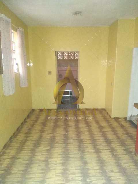 15 - Casa Rua Barreirinhas,Jardim Sulacap, Rio de Janeiro, RJ Para Alugar, 3 Quartos, 110m² - AOJ60041L - 13