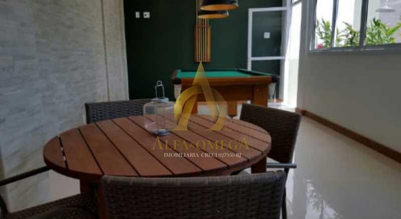 3 - Apartamento Rua Albano,Praça Seca, Rio de Janeiro, RJ Para Venda e Aluguel, 2 Quartos, 62m² - AOJ20210 - 20