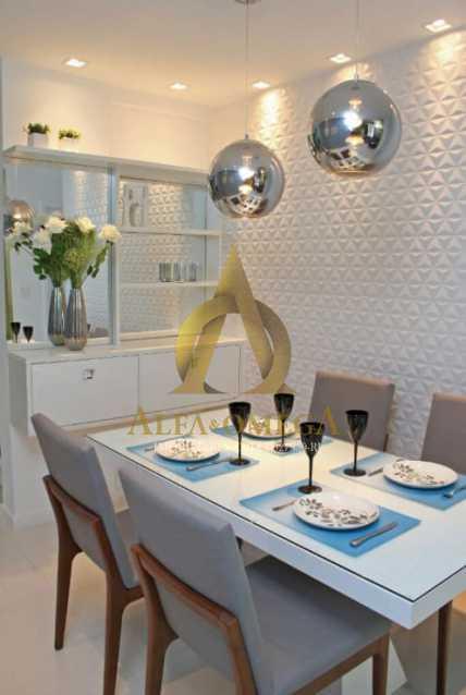 8 - Apartamento Rua Albano,Praça Seca, Rio de Janeiro, RJ Para Venda e Aluguel, 2 Quartos, 62m² - AOJ20210 - 8