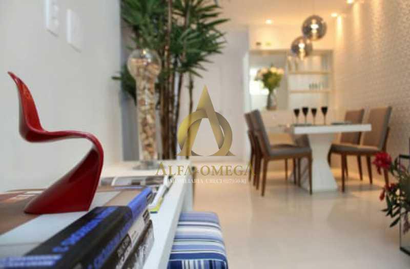 9 - Apartamento Rua Albano,Praça Seca, Rio de Janeiro, RJ Para Venda e Aluguel, 2 Quartos, 62m² - AOJ20210 - 3
