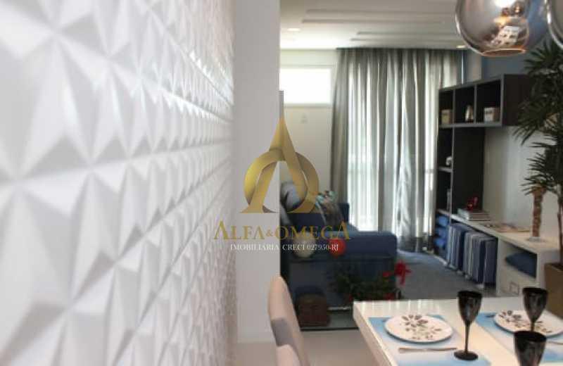 10 - Apartamento Rua Albano,Praça Seca, Rio de Janeiro, RJ Para Venda e Aluguel, 2 Quartos, 62m² - AOJ20210 - 7