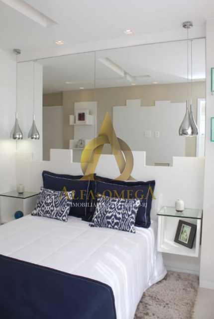 11 - Apartamento Rua Albano,Praça Seca, Rio de Janeiro, RJ Para Venda e Aluguel, 2 Quartos, 62m² - AOJ20210 - 10
