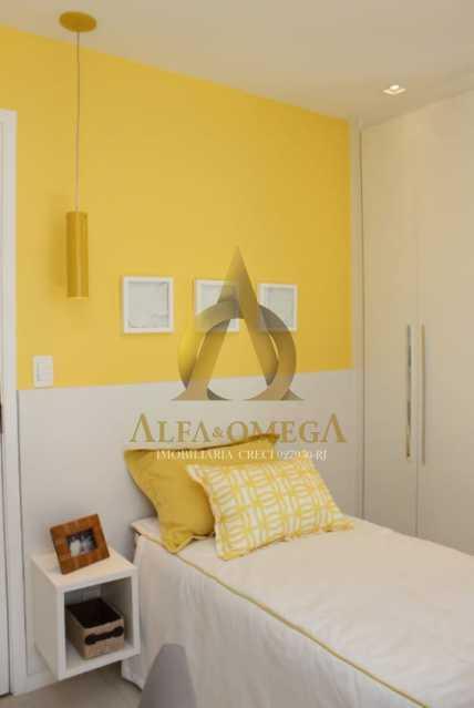14 - Apartamento Rua Albano,Praça Seca, Rio de Janeiro, RJ Para Venda e Aluguel, 2 Quartos, 62m² - AOJ20210 - 13