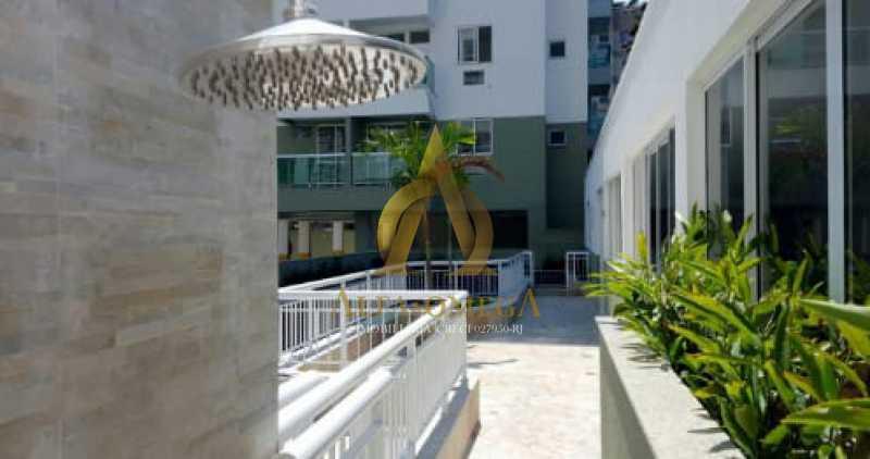 18 - Apartamento Rua Albano,Praça Seca, Rio de Janeiro, RJ Para Venda e Aluguel, 2 Quartos, 62m² - AOJ20210 - 28