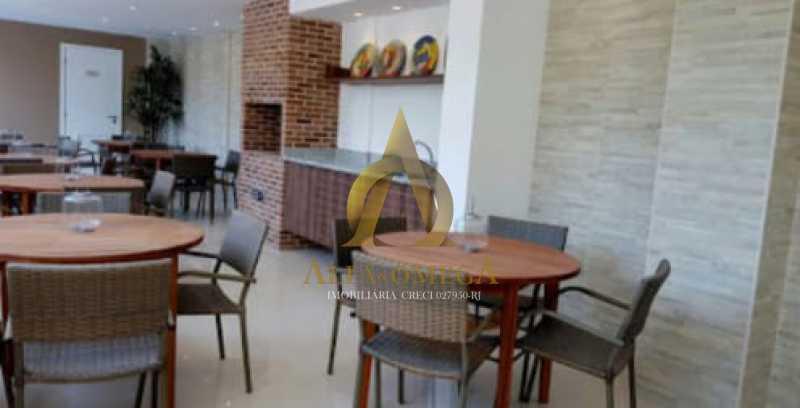 20 - Apartamento Rua Albano,Praça Seca, Rio de Janeiro, RJ Para Venda e Aluguel, 2 Quartos, 62m² - AOJ20210 - 22
