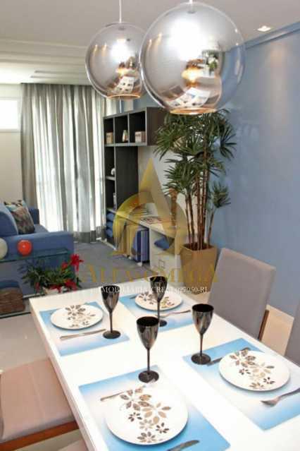 26 - Apartamento Rua Albano,Praça Seca, Rio de Janeiro, RJ Para Venda e Aluguel, 2 Quartos, 62m² - AOJ20210 - 4