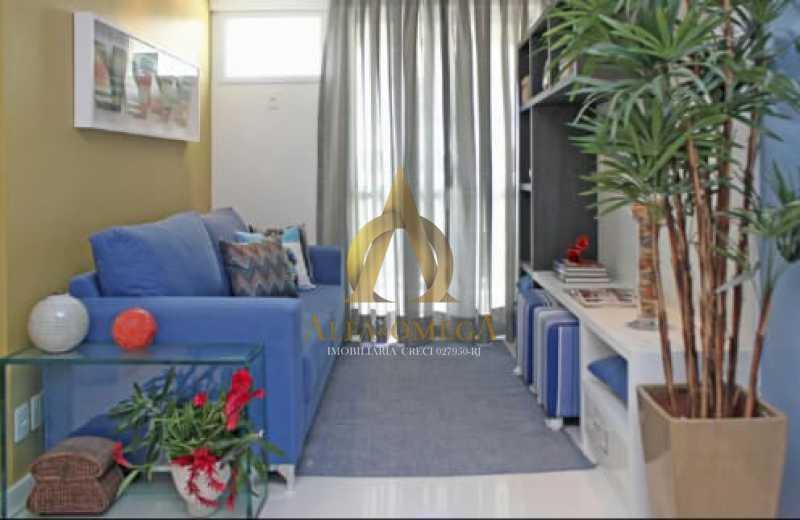 27 - Apartamento Rua Albano,Praça Seca, Rio de Janeiro, RJ Para Venda e Aluguel, 2 Quartos, 62m² - AOJ20210 - 5