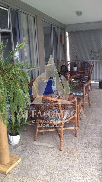 FOTO 3 - Apartamento 2 quartos à venda Barra da Tijuca, Rio de Janeiro - R$ 945.000 - AO20082 - 3