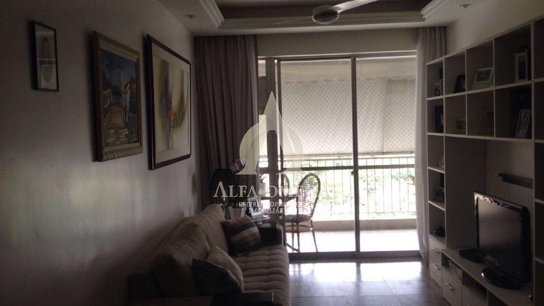FOTO 7 - Apartamento 2 quartos à venda Barra da Tijuca, Rio de Janeiro - R$ 945.000 - AO20082 - 7