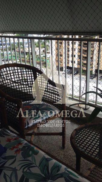 FOTO 4 - Apartamento 2 quartos à venda Barra da Tijuca, Rio de Janeiro - R$ 945.000 - AO20082 - 4