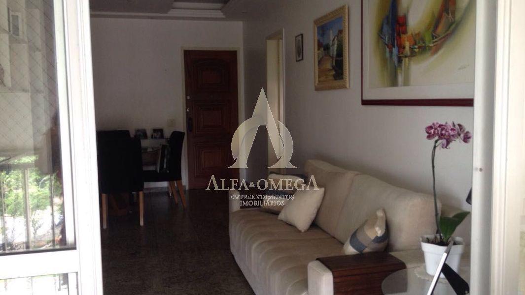 FOTO 6 - Apartamento 2 quartos à venda Barra da Tijuca, Rio de Janeiro - R$ 945.000 - AO20082 - 6
