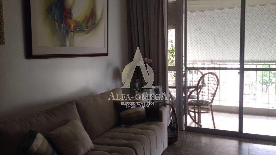 FOTO 2 - Apartamento 2 quartos à venda Barra da Tijuca, Rio de Janeiro - R$ 945.000 - AO20082 - 2