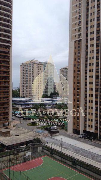 FOTO 1 - Apartamento 2 quartos à venda Barra da Tijuca, Rio de Janeiro - R$ 945.000 - AO20082 - 1