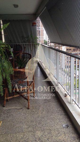 FOTO 5 - Apartamento 2 quartos à venda Barra da Tijuca, Rio de Janeiro - R$ 945.000 - AO20082 - 5