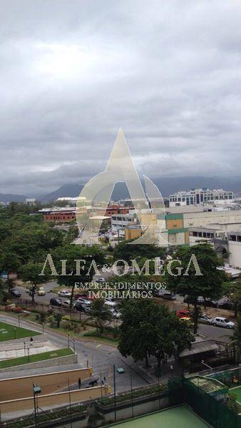 FOTO 19 - Apartamento 2 quartos à venda Barra da Tijuca, Rio de Janeiro - R$ 945.000 - AO20082 - 19