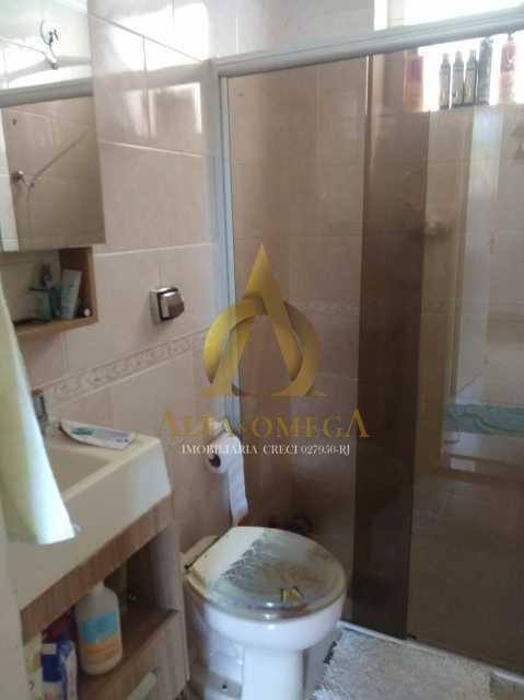 3 - Apartamento à venda Estrada Marechal Miguel Salazar Mendes de Morais,Taquara, Rio de Janeiro - R$ 241.000 - AOJ20211 - 8