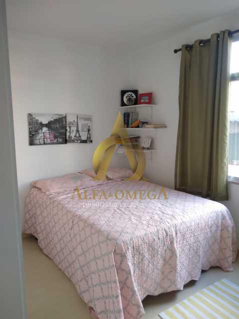 4 - Apartamento à venda Estrada Marechal Miguel Salazar Mendes de Morais,Taquara, Rio de Janeiro - R$ 241.000 - AOJ20211 - 4