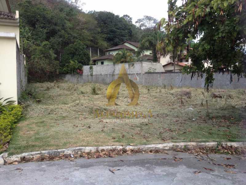 3 - Terreno 614m² à venda Rua Aldo Rebello,Pechincha, Rio de Janeiro - R$ 450.000 - AOJ70005 - 4