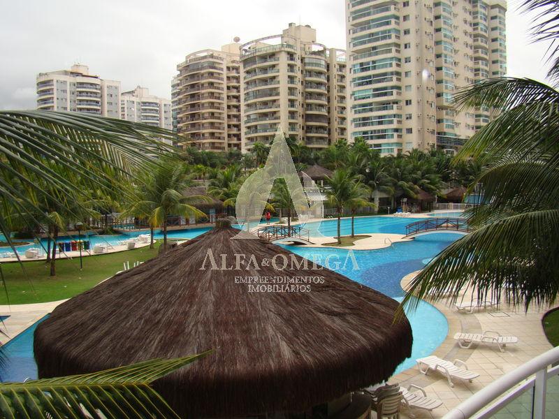FOTO 5 - Apartamento 2 quartos à venda Barra da Tijuca, Rio de Janeiro - R$ 710.000 - AO20103 - 5
