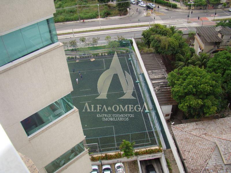 FOTO 3 - Apartamento 2 quartos à venda Barra da Tijuca, Rio de Janeiro - R$ 710.000 - AO20103 - 3