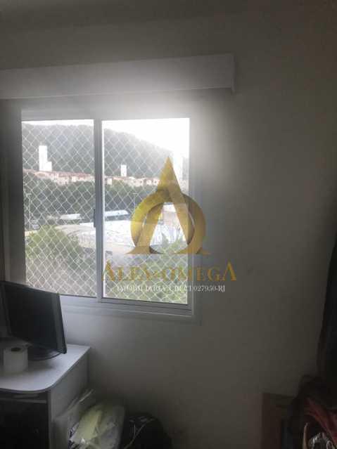 5 - Apartamento Estrada dos Bandeirantes,Curicica, Rio de Janeiro, RJ À Venda, 2 Quartos, 57m² - AOJ20216 - 9