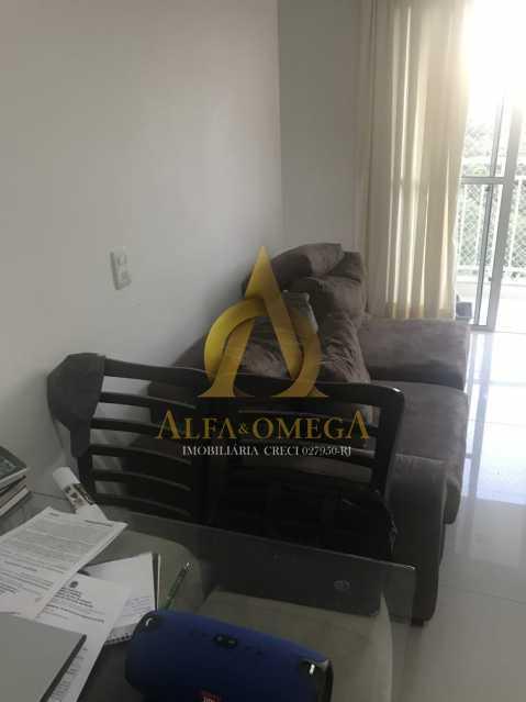 14 - Apartamento Estrada dos Bandeirantes,Curicica, Rio de Janeiro, RJ À Venda, 2 Quartos, 57m² - AOJ20216 - 3