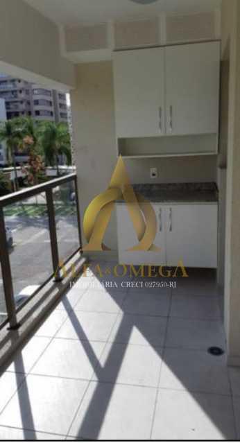 15 - Apartamento à venda Avenida Tim Maia,Recreio dos Bandeirantes, Rio de Janeiro - R$ 405.000 - AOJ20218 - 1