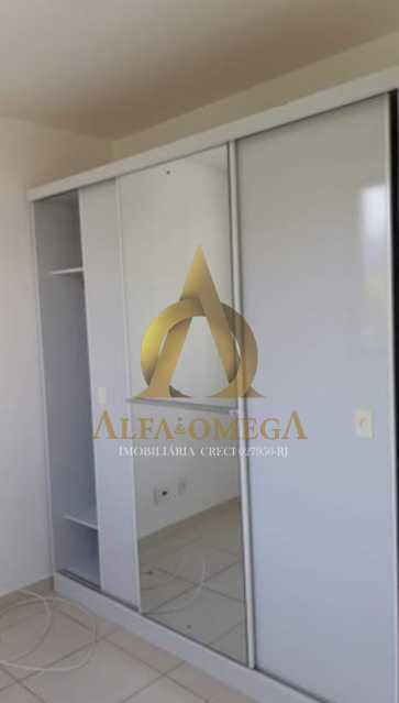 16 - Apartamento à venda Avenida Tim Maia,Recreio dos Bandeirantes, Rio de Janeiro - R$ 405.000 - AOJ20218 - 6