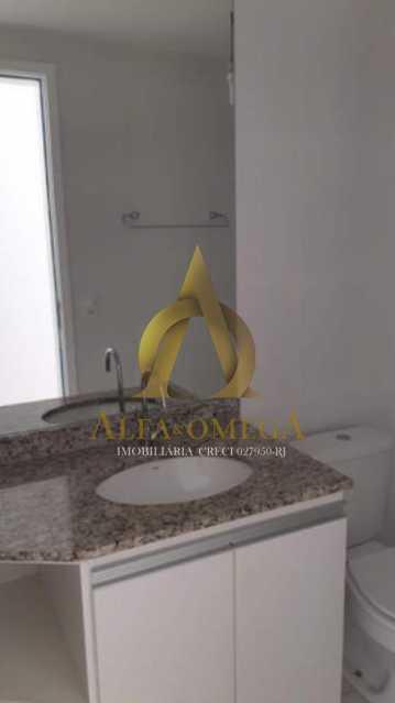 18 - Apartamento à venda Avenida Tim Maia,Recreio dos Bandeirantes, Rio de Janeiro - R$ 405.000 - AOJ20218 - 10