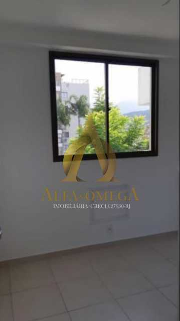 20 - Apartamento à venda Avenida Tim Maia,Recreio dos Bandeirantes, Rio de Janeiro - R$ 405.000 - AOJ20218 - 8