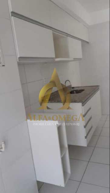 21 - Apartamento à venda Avenida Tim Maia,Recreio dos Bandeirantes, Rio de Janeiro - R$ 405.000 - AOJ20218 - 16