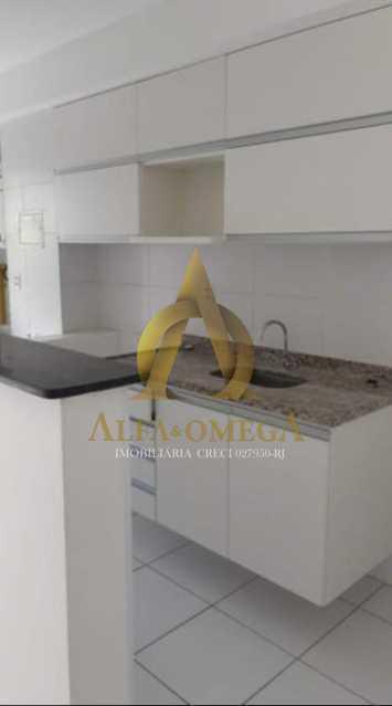 22 - Apartamento à venda Avenida Tim Maia,Recreio dos Bandeirantes, Rio de Janeiro - R$ 405.000 - AOJ20218 - 17