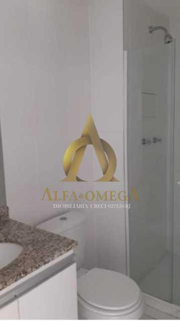 27 - Apartamento à venda Avenida Tim Maia,Recreio dos Bandeirantes, Rio de Janeiro - R$ 405.000 - AOJ20218 - 13
