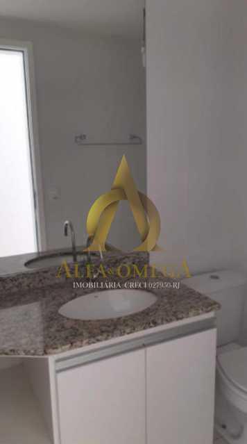 30 - Apartamento à venda Avenida Tim Maia,Recreio dos Bandeirantes, Rio de Janeiro - R$ 405.000 - AOJ20218 - 14