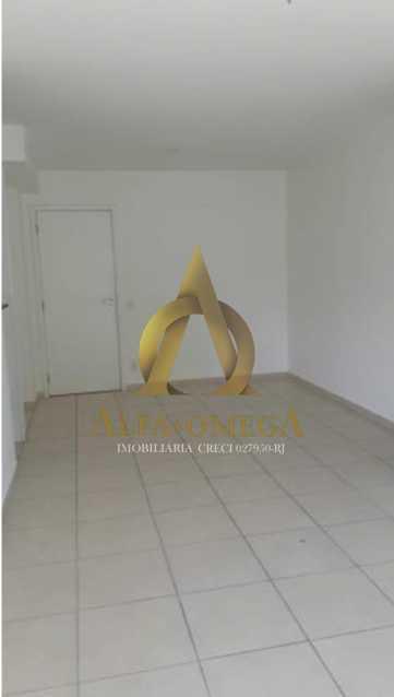 31 - Apartamento à venda Avenida Tim Maia,Recreio dos Bandeirantes, Rio de Janeiro - R$ 405.000 - AOJ20218 - 4