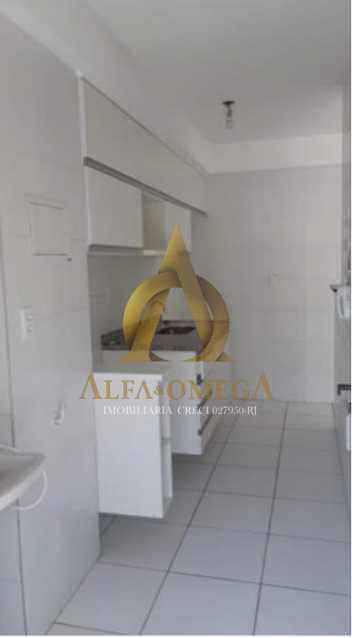 32 - Apartamento à venda Avenida Tim Maia,Recreio dos Bandeirantes, Rio de Janeiro - R$ 405.000 - AOJ20218 - 20