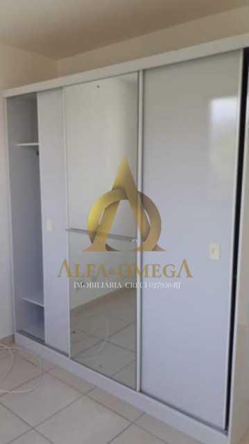 33 - Apartamento à venda Avenida Tim Maia,Recreio dos Bandeirantes, Rio de Janeiro - R$ 405.000 - AOJ20218 - 7