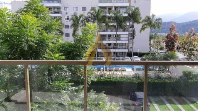 34 - Apartamento à venda Avenida Tim Maia,Recreio dos Bandeirantes, Rio de Janeiro - R$ 405.000 - AOJ20218 - 3