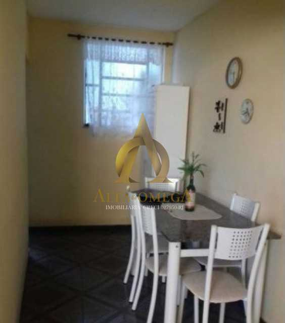 4 - Casa Rua Paturi,Tanque, Rio de Janeiro, RJ À Venda, 2 Quartos, 86m² - AOJ60100 - 4