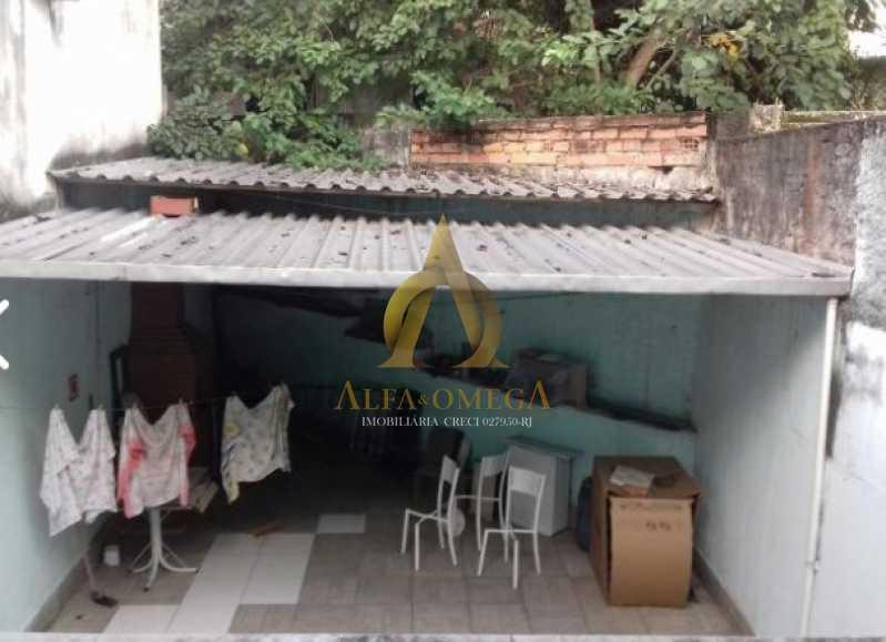15 - Casa Rua Paturi,Tanque, Rio de Janeiro, RJ À Venda, 2 Quartos, 86m² - AOJ60100 - 14