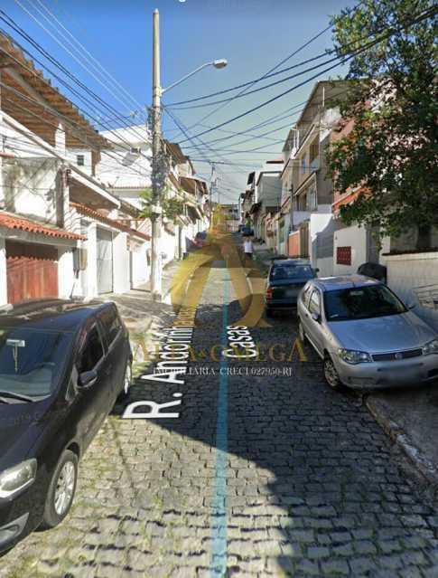 2 - Casa Rua Andorinha das Casas,Taquara, Rio de Janeiro, RJ À Venda, 2 Quartos, 80m² - AOJ60101 - 13
