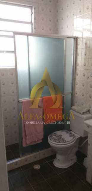 4 - Casa Rua Andorinha das Casas,Taquara, Rio de Janeiro, RJ À Venda, 2 Quartos, 80m² - AOJ60101 - 3
