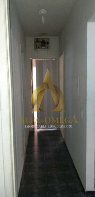 7 - Casa Rua Andorinha das Casas,Taquara, Rio de Janeiro, RJ À Venda, 2 Quartos, 80m² - AOJ60101 - 4