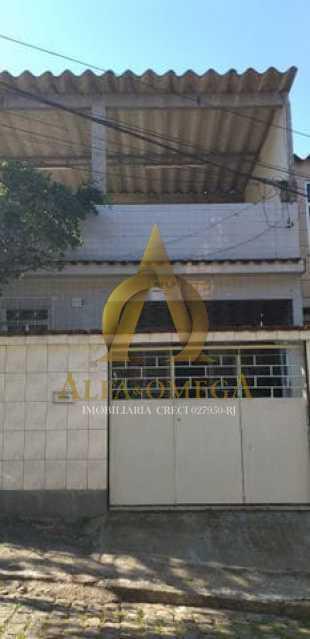 11 - Casa Rua Andorinha das Casas,Taquara, Rio de Janeiro, RJ À Venda, 2 Quartos, 80m² - AOJ60101 - 10