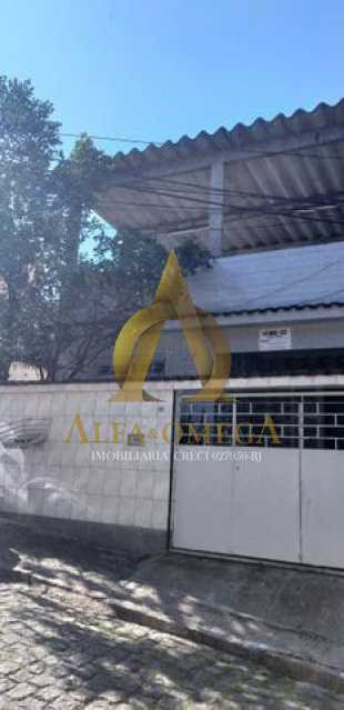 12 - Casa Rua Andorinha das Casas,Taquara, Rio de Janeiro, RJ À Venda, 2 Quartos, 80m² - AOJ60101 - 11