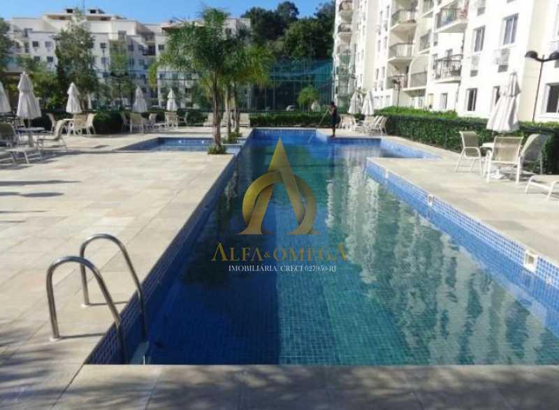 1 - Apartamento Estrada de Camorim,Jacarepaguá, Rio de Janeiro, RJ Para Venda e Aluguel, 3 Quartos, 70m² - AOJ30064 - 17