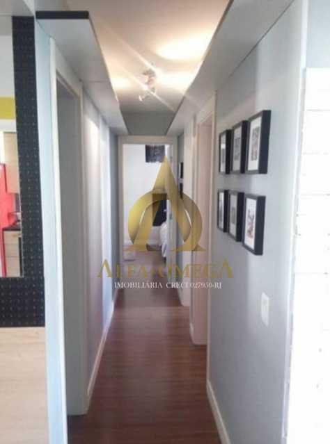 5 - Apartamento Estrada de Camorim,Jacarepaguá, Rio de Janeiro, RJ Para Venda e Aluguel, 3 Quartos, 70m² - AOJ30064 - 6